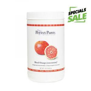Blood Orange puree (Frozen)