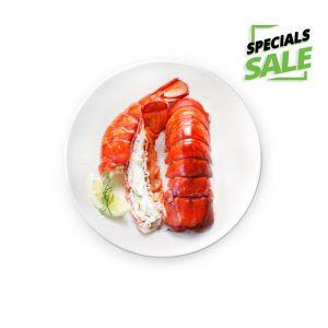 Lobster Tails Brazilian 7-8 OZ (Frozen)