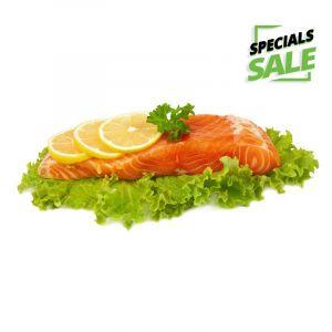 Norwegian Salmon 7 OZ (Frozen)