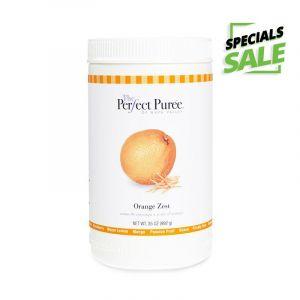 Orange Zest Puree (Frozen)