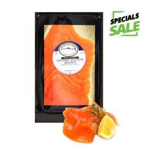 Smoked Salmon (Frozen)