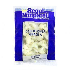 Cauliflower (Frozen)