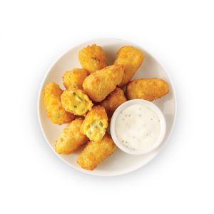 Poppers Jalapeno / Cream Cheese (Frozen)