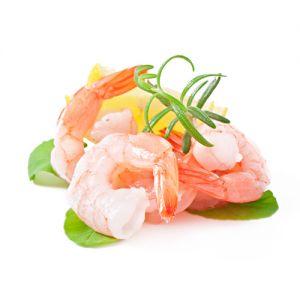 IQF Raw Shrimp, Tails On P & D (Frozen)