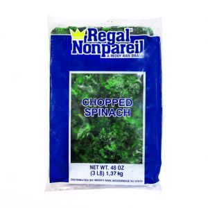 Spinach Chopped (Frozen)