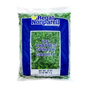 Spinach Chopped IQF (Frozen)