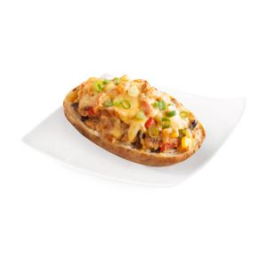 Stuffed Potatoes With Cheese (Frozen)